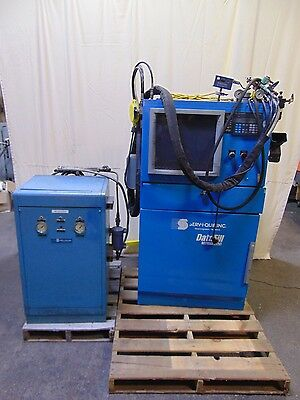 Serv-i-quip Refrigerant Recovery Charging System Parts