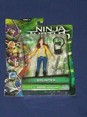 Teenage Mutant Ninja Turtle Names (Teenage Mutant Ninja Turtles 2014 Movie April O'Neil action figure Name)
