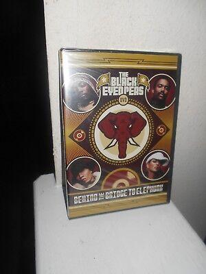 Black Eyed Peas: Behind the Bridge To Elephunk New Sealed DVD Free Shipping ()