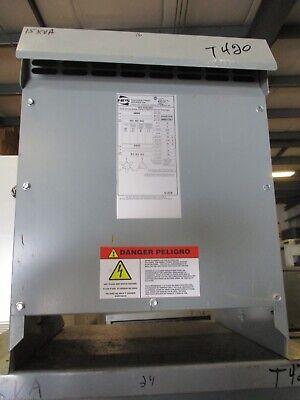Hammond Nmk015kt 15 Kva 3 Phase 480 X 480 Volt Nema 3r Transformer- T420