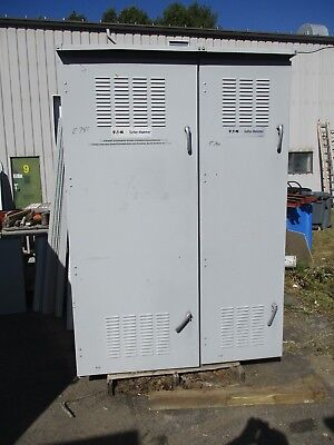 Cutler Hammer 400 Amp 480x120208v Nema 3r Temporary Power Substation- E741