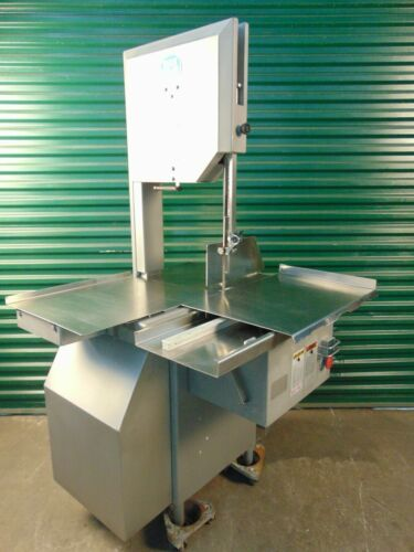 BIRO 3334 COMMERCIAL MEAT SAW (FIXED HEAD) NEW BLADES (WARRANTY)