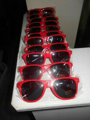 Lot of 12 Plastic Girls Sunglasses Youth Size Buzz Ballz Brand  New Sealed (Girls Sunglasses Brands)