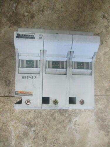 Bussmann CH60J31 Fuse holder JDL60 fuse
