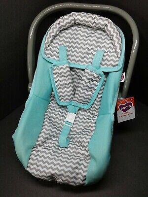 अडोरा बेबी डॉल एक्सेसरीज़ - ज़िगज़ैग कार सीट / कैरियर