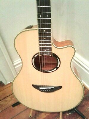 *MINT* Yamaha APX 500III Thinline Acoustic/Electric Guitar (Natural)