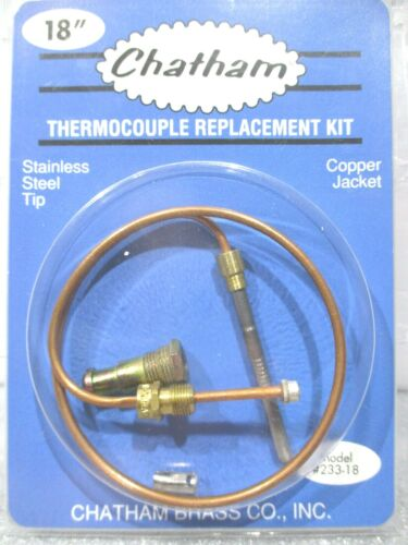 "Chatham Thermocouple 18"" Inch - 233-18"