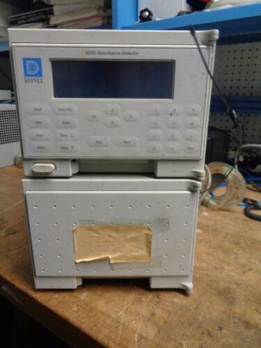 DIONEX AD20 ABSORBANCE DETECTOR MODEL AD20-1