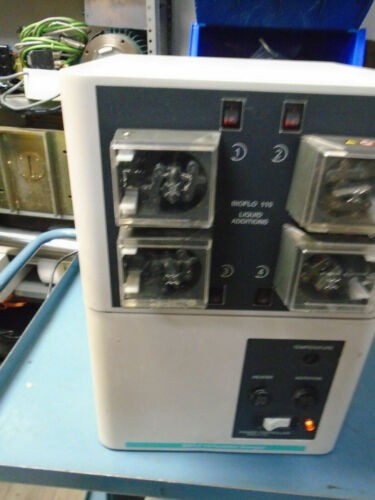 NEW BRUNSWICK BIOFLO BIO FLO 110 FERMENTOR BIOREACTOR