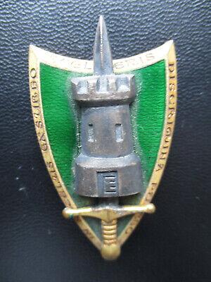 a986 Bundeswehr Pin Militär Geistlicher 1 Stück