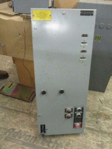 GE SIZE 2, 2 SPEED 8000 LINE MCC  BUCKET