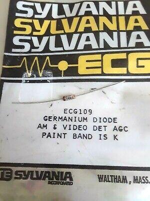 Ecg109 Germanium Diode Repl Nte109