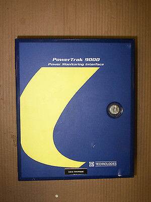 Re Technologies Pt-9500 Power Trak 9000 Series Power Monitoring Mini Panel
