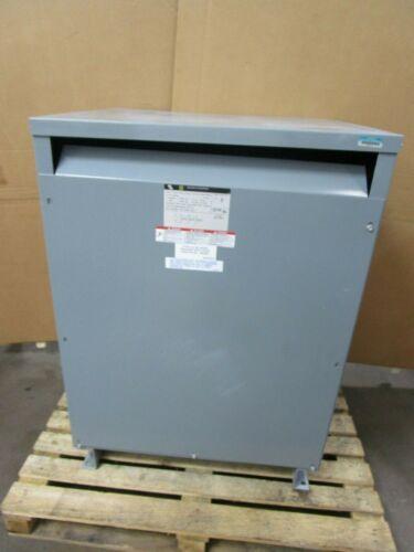 SQUARE D 150T64H 150KVA TRANSFORMER H.V. 480Y/277 L.V. 208 3PH