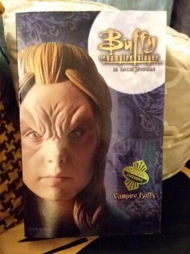 Sideshow Exclusive BTVS Slayer Vampire Buffy Figure NEW