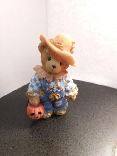 Cherished Teddies-Little Halloween  Bear