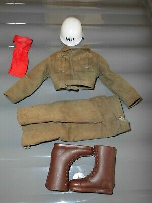 Vintage Palitoy Action Man MP part outfit