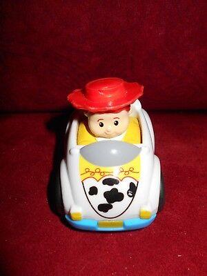 2009 Mattel Cowboy Fisher Price Car Little People