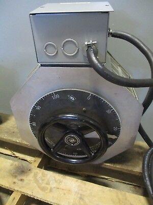 Superior Electric 1256d 240 Volt 7.8 Kva Powerstat Variable Transformer