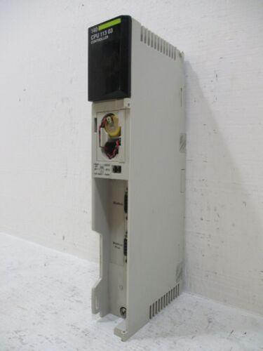 AEG 140-CPU-113-03 TSX Quantum CPU Controller Module PLC Schneider 043-502-801