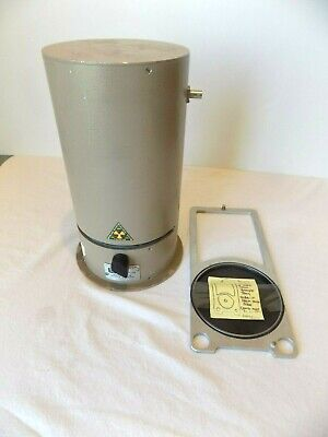 Ludlum Model 43-78 Alpha Sample Counter Head Vintage Cold War Prepper Prep