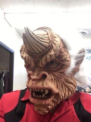 Evil Unicorn (Evil Unicorn Latex Mask an original Be Something Studios)