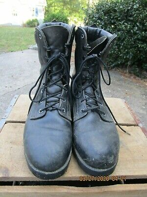 Total Fire Group Mens Sz 8.5 Wide Wildland Firefighting Boots Leather 3050 Nfpa
