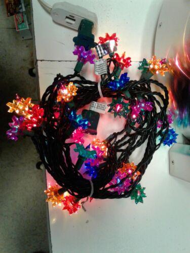 TARGET 35 CHRISTMAS STAR LIGHT REFLECTOR BULBS 11 SETS + BONUS