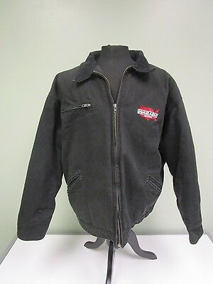 Wabash National Coat Trucker Work Wear Heavy Warm Quilted Lining Mens Size 3Xl