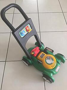 Toy mower & fuel can Augustine Heights Ipswich City Preview