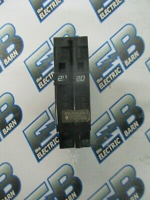 Challenger A2020n 2 1 Pole 20 Amp 120 Volt Tandem Circuit Breaker- Warranty