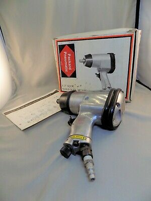Sterling Packard Pneumatic 12 Square Drive Heavy Duty Air Wrench