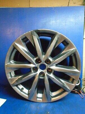 16 17 18 19 Mazda CX9 CX-9 20X8.5 10 spoke alloy wheel HH863 9965-04-8500