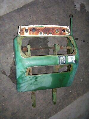Vintage Oliver 1650 Gas Row Crop Tractor -dash Housing Throttle Lever- 1966