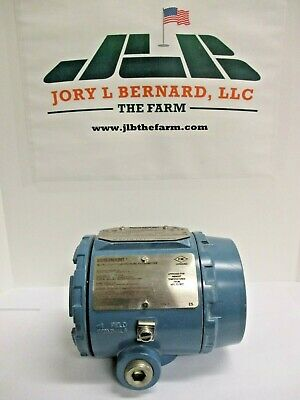 Rosemount Temperature Transmitter 3144pd1a1e5b5m5t1