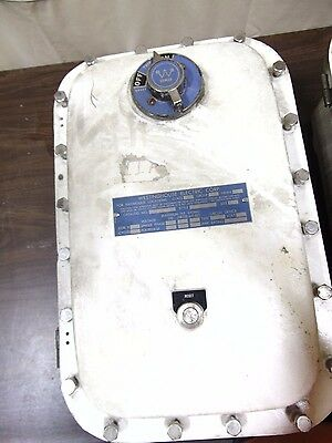 Westinghouse Hazardous Location Explosion Proof Electrical Switch Box Starter