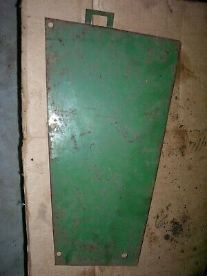 Vintage Oliver  1550 -1650  Tractor -tin Cover Panel -lh