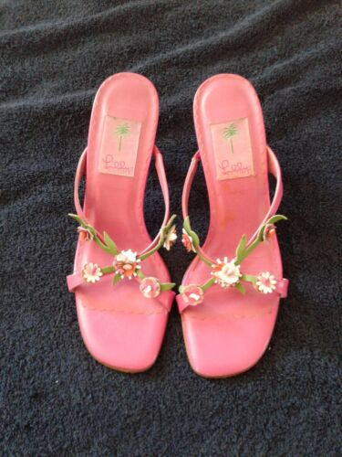 Lily Pulitzer Shoes Size 8.5 (B)