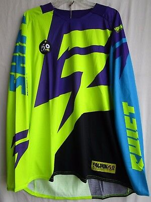 Faction Jersey (MENS adult motocross SHIFT FACTION jersey EXTRA LARGE 14531-178-XL)