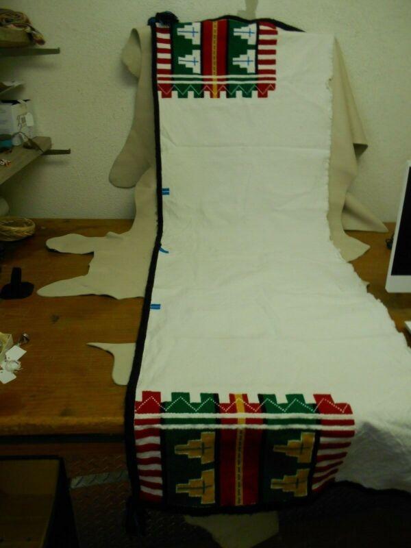 Mans ceremonial Kilt/ Pueblo ceremonies