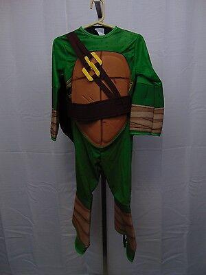 Teenage Mutant Ninja Turtles Boys Halloween Costume Jumpsuit, Shell Small #1116 (Teenage Mutant Ninja Turtles Kostüm Shell)
