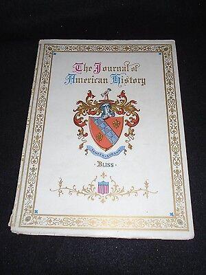 Journal of American History 1916 Latter Day Saints Joseph Smith Mormon W/Photos ()