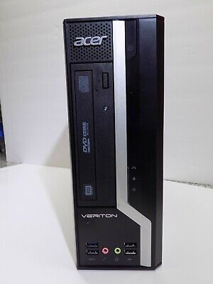 Acer Veriton X6630G Desktop Windows 10 Pro; 16GB RAM; 1 TB HD; Core i3
