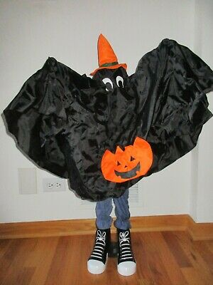 Vintage Gemmy Giggle Buddies Ghost Animated Halloween Greeter Sways Talks