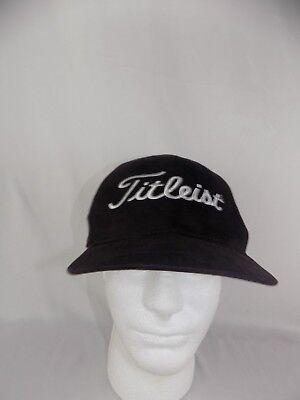 a09f34d052e Titleist Footjoy Golf Hat New Era 59 Fifty 7 3 8 Cap Black USA