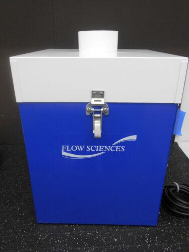 FLOW SCIENCES FS400 AIR CHAMBER FAN BLOWER/ HOOD FILTER HOUSING