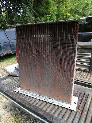 L La 500 600 New Radiator Core Case Tractor J I Case
