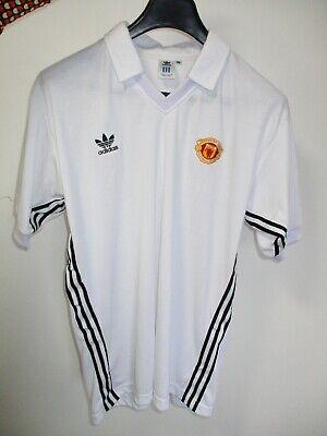 Manchester United 1980 away football shirt reproduction XL