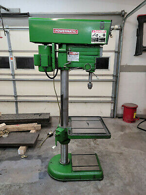 1980 Powermatic 1200 20 Drill Press 1.5hp Single Phase
