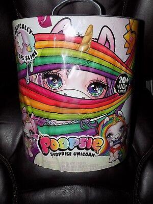 Poopsie Surprise Unicorn * Rainbow Brightstar or Oopsie Starlight * Magic Slime